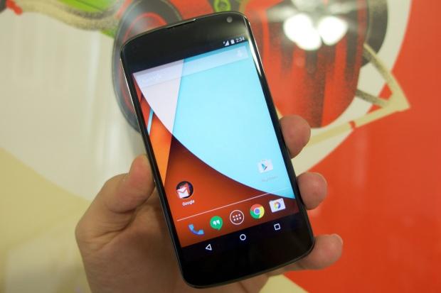 Обновление Android 5.1 на Nexus