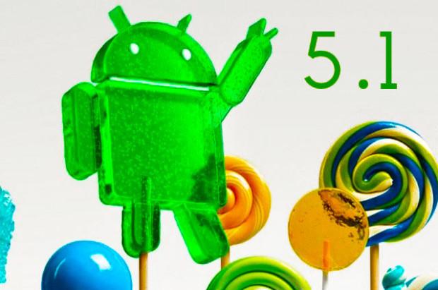 Обновление Android 5.1 Lollipop