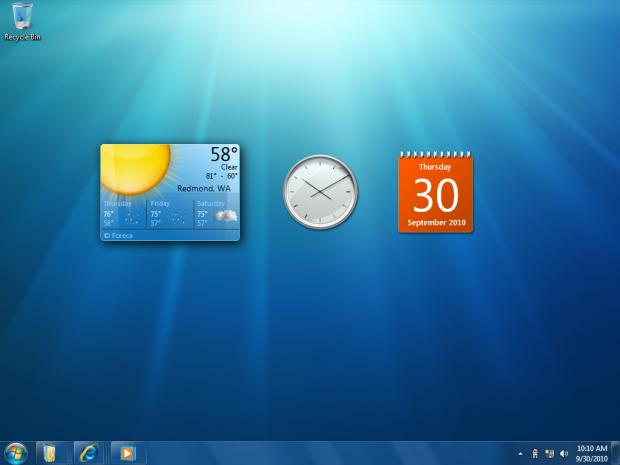 Обновление Windows 7 до Windows 10