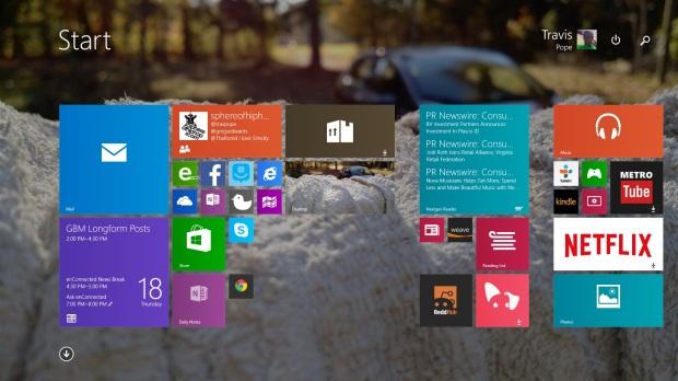 Обновление Windows 8.1 до Windows 10