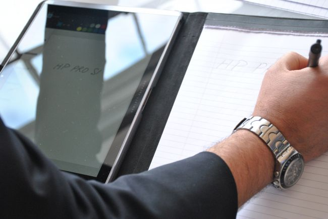 Планшеты со стилусом. HP Pro Slate 12