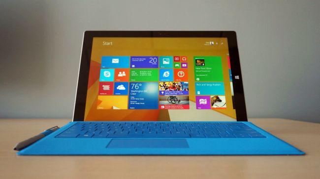 Планшеты со стилусом. Microsoft Surface Pro 3