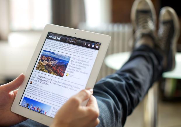 Программа для чтения книг на планшете