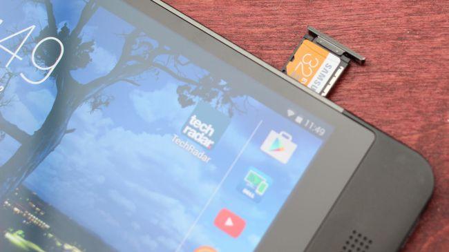 Слот MicroSD планшета Dell Venue 8 7000Слот MicroSD планшета Dell Venue 8 7000