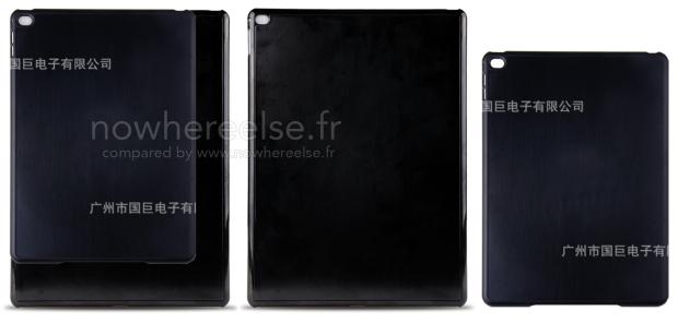 Чехол iPad Pro с чехлом iPad Air 2