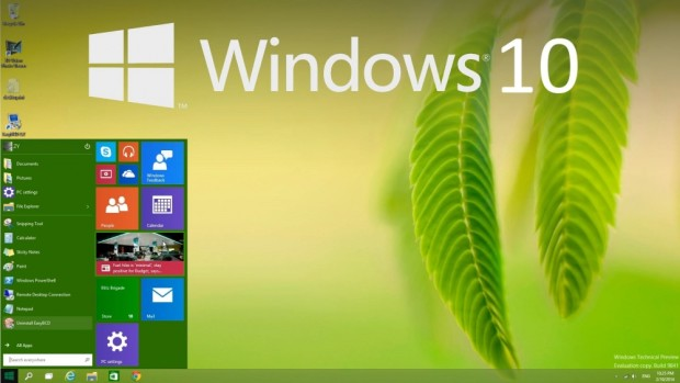 Что нового в Windows 10
