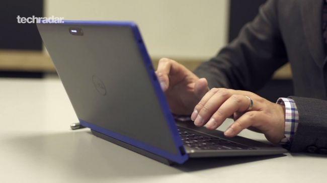 Dell Venue 10 с клавиатурой