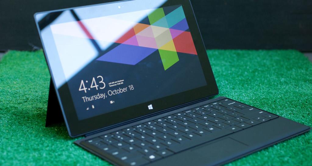 Microsoft Windows 8.1 на планшет