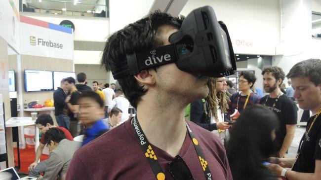 Виртуальная реальность Project Tango
