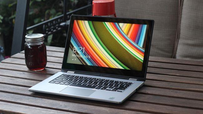 Лучшие планшеты 2 в 1 - Dell Inspiron 13 7000