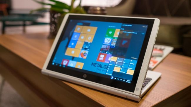 Лучшие планшеты 2 в 1 - HP Pavilion x2