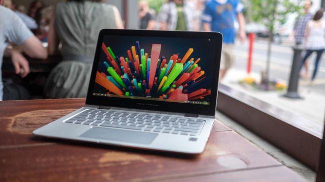Лучшие планшеты 2 в 1 - HP Spectre x360