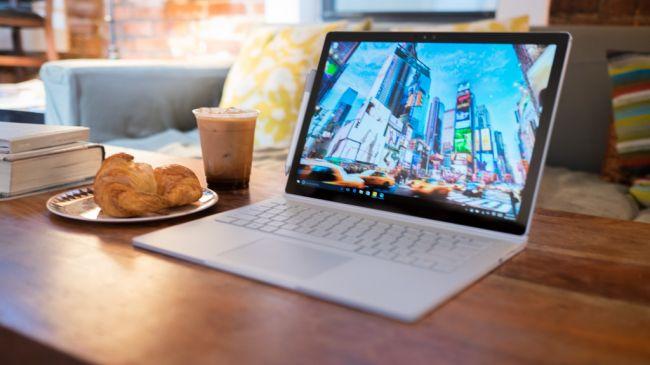 Лучшие планшеты 2 в 1 - Microsoft Surface Book