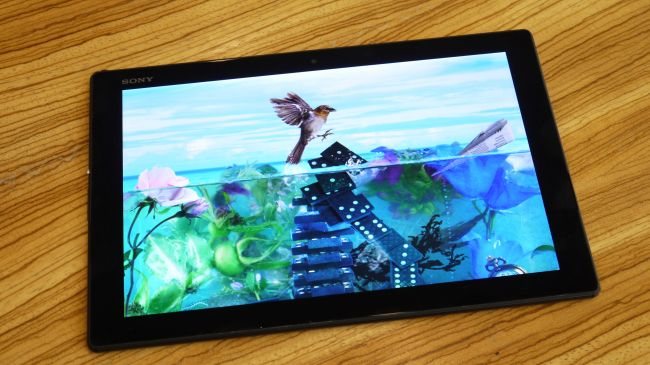 Новый Xperia Z4 Tablet
