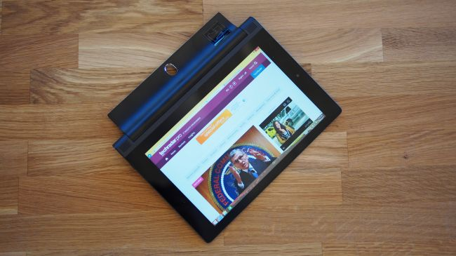 Обзор Lenovo Yoga Tablet 2 AnyPen