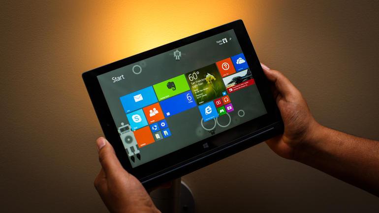 Обзор Lenovo Yoga Tablet 2 10 Windows