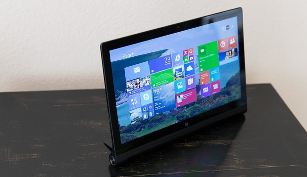 Обзор Lenovo Yoga Tablet 2 Windows 13