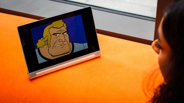 Экран Lenovo Yoga Tablet 2 8