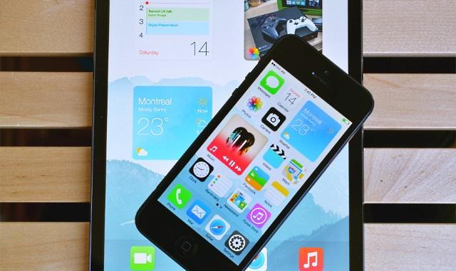 iOS 8.2 для iPad Pro