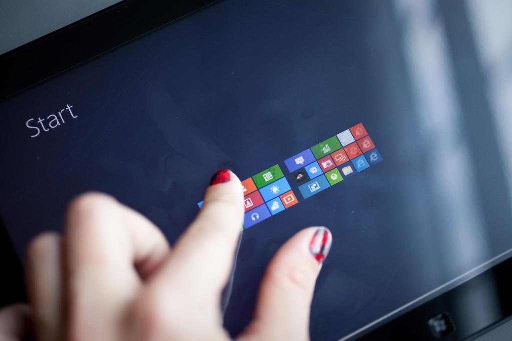Лучшие планшеты на Windows 8