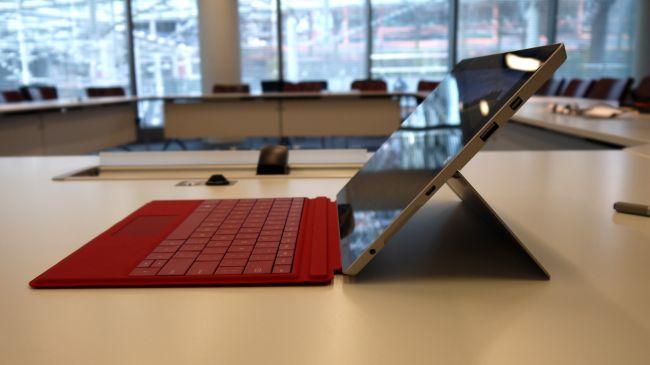 Новый Surface 3