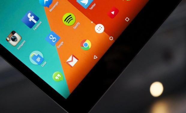 Обзор обновления Android 5.1 Lollipop на планшет