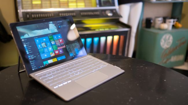 Планшет на Windows - HP Spectre X2