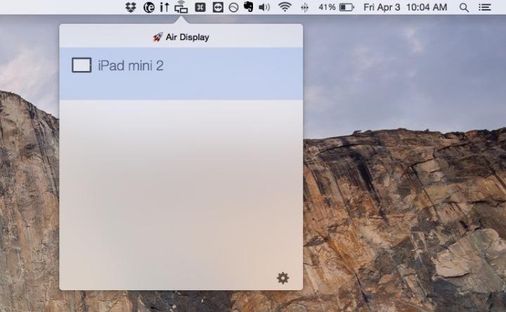 Подключаем iPad как второй монитор
