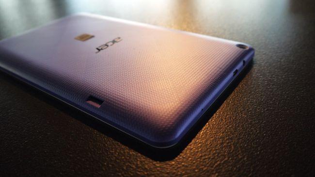 Предварительный обзор Acer Iconia One 8