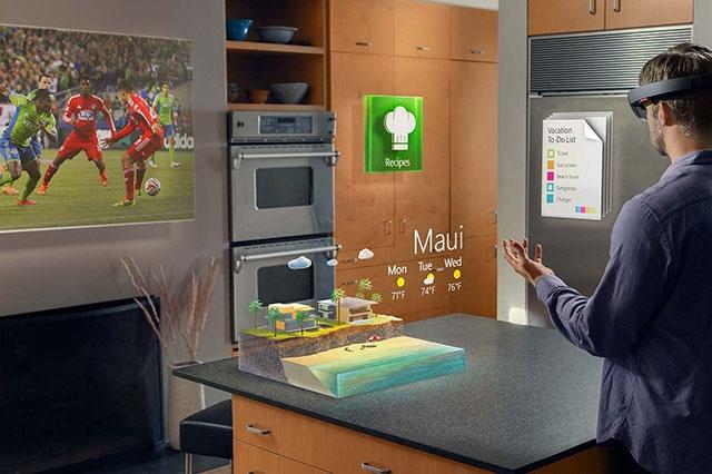 Чипы Cherry Trail в виртуальной реальности