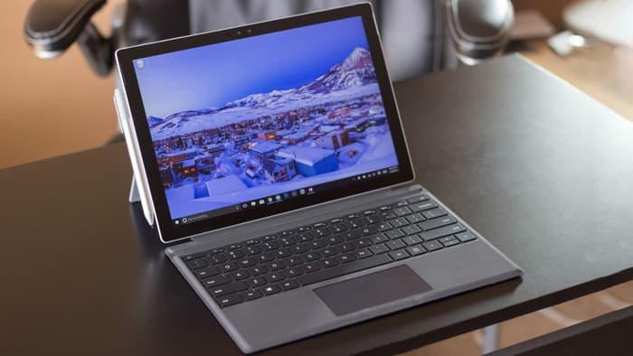 10 дюймовый планшет Microsoft Surface Pro 4