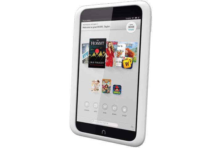 Бюджетный планшет Barnes & Noble Nook HD