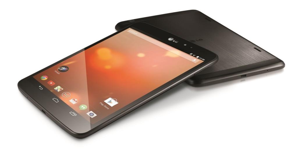 Бюджетный LG G Pad 8.3