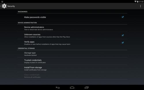 Как установить Adobe Flash на Android KitKat