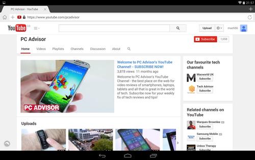 Рабочий Adobe Flash на Android KitKat.