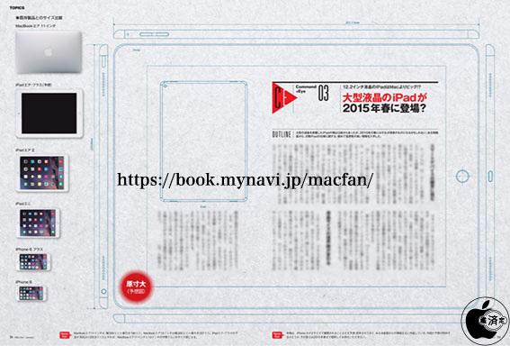 Техническая документация по iPad Pro