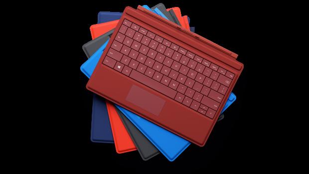 Чехол-клавиатура Surface 3