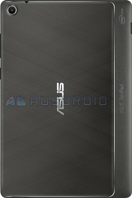 ASUS ZenPad. Задняя панель