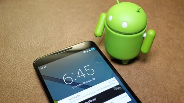 Google Nexus 6 на Android