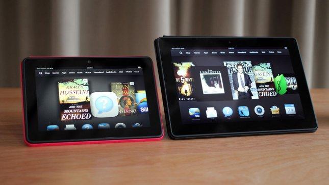 Дешевый планшет Amazon Kindle Fire HDX 7