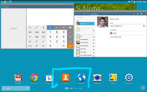 Обзор Galaxy Note Pro 12.2
