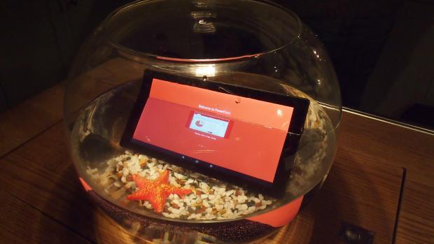Обзор Xperia Z4 Tablet