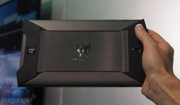 Планшет Acer Predator 8