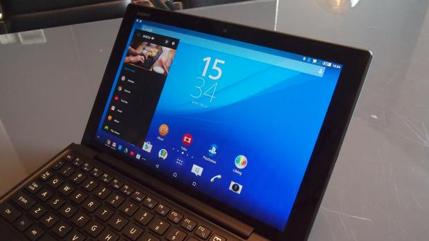 Планшет Xperia Z4 Tablet