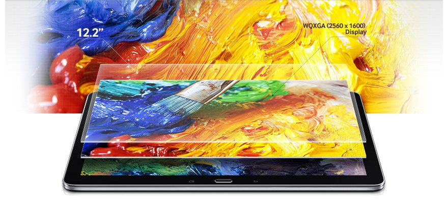 Экран Samsung Galaxy Note Pro 12.2