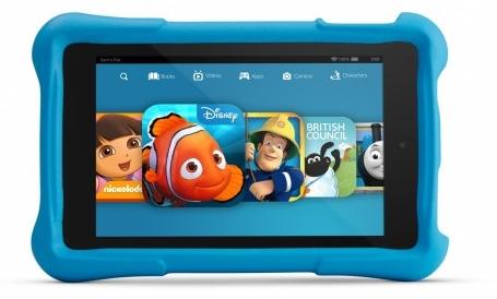 Amazon Kindle Fire HD Kids Edition