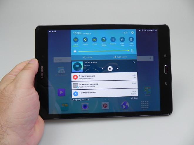 Galaxy Tab A 9.7. Обзор
