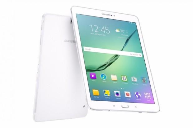 Белый Samsung Galaxy Tab S2