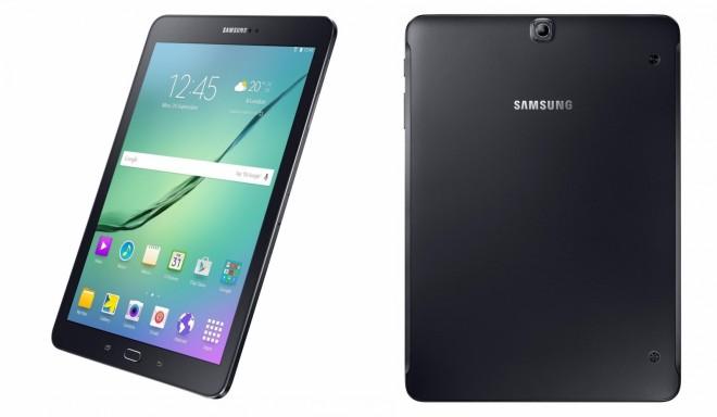 Черный Samsung Galaxy Tab S2