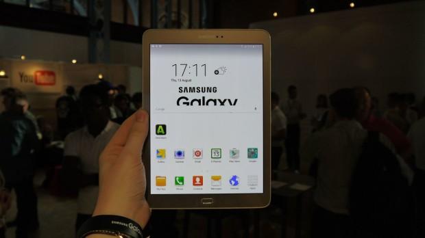 Предварительный обзор Samsung Galaxy Tab S2